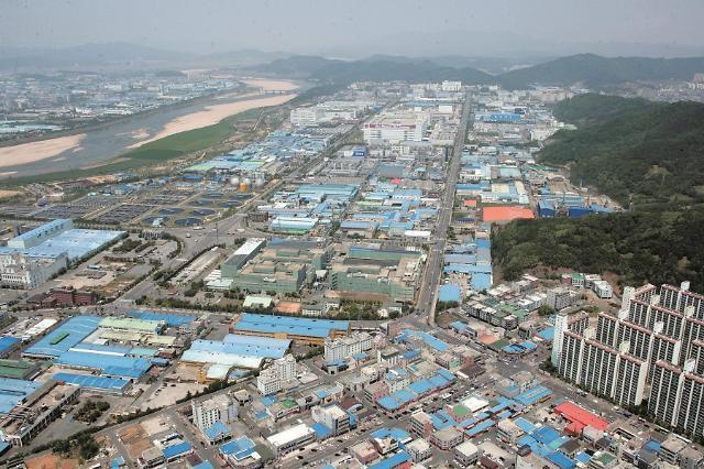'구미제2·3 국가산업단지 재생사업지구'로 선정