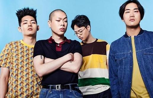 Hyukoh乐队下月首尔开唱