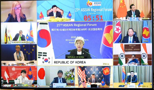 """北 ARF서 북·중 우호관계 의지 피력?…""""홍콩문제는 中 내부 문제"""""""