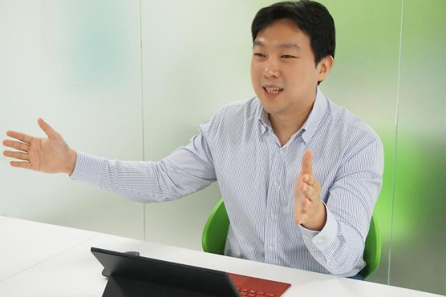 """[아주초대석]김영빈 파운트 대표 """"AI 자산관리로 혁신 금융 선도해야"""""""