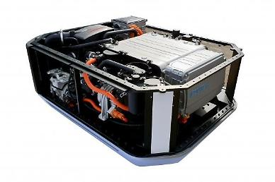 Hyundai auto group ships fuel cell systems to non-automotive companies in Europe