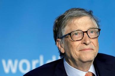 빌 게이츠, 코로나19 종식은 2022년···한 달 만에 번복한 이유는