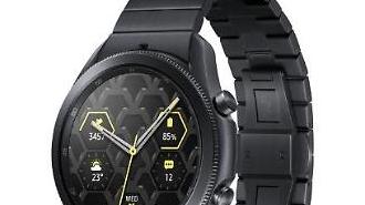 Samsung ra mắt mẫu Galaxy Watch 3 bằng titan
