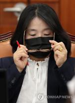 与党、尹美香氏の党職・党員権を停止