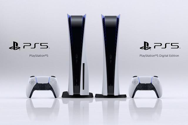 소니 차세대 콘솔 'PS5' 11월 12일 출시... 가격 58만원