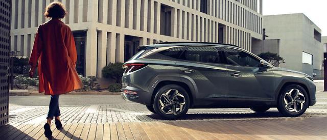 현대차, SUV 사전계약 최대 '디 올 뉴 투싼'... 28일 하이브리드로 새기록 도전