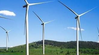 Các đơn vị thuộc SK Group đầu tư vào đất khai hoang để đổi lấy hoạt động trang trại điện gió