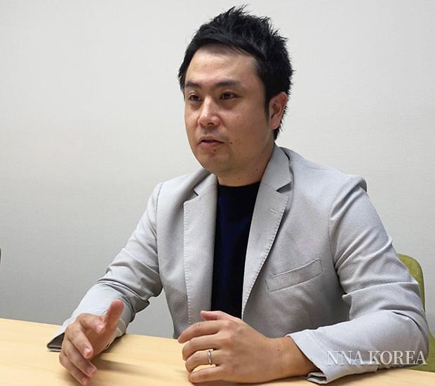 TOYOTSU L&C(태국)의 이치하라사토루 본부장