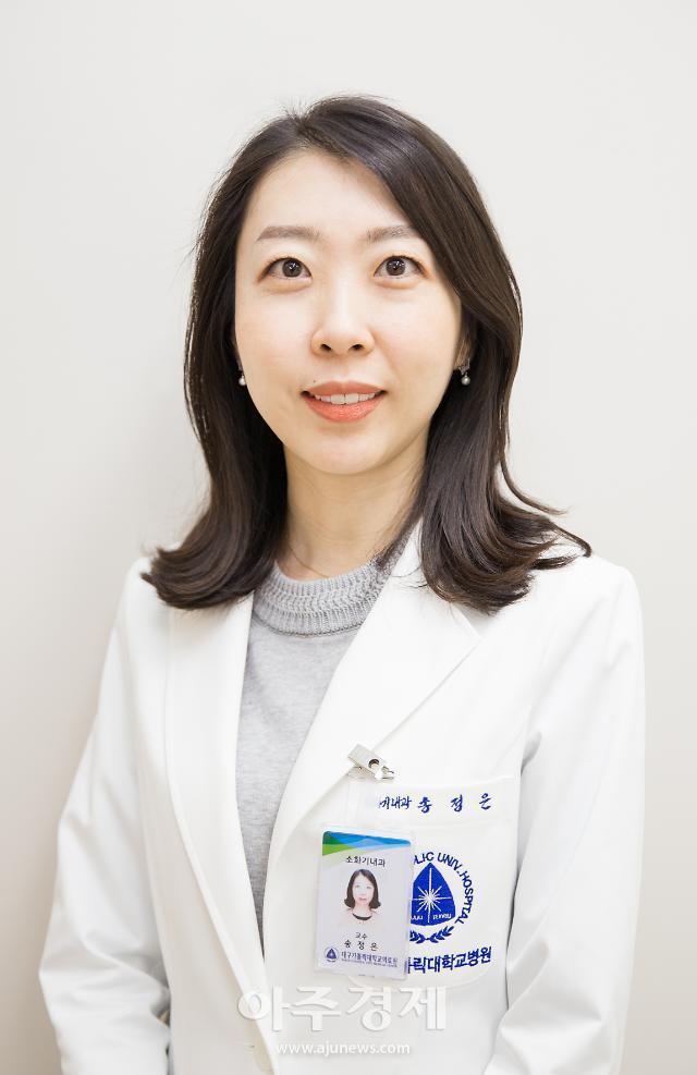 대구가톨릭대병원 송정은 교수, 간기능 검사 이상 코로나19환자 '최우수상'