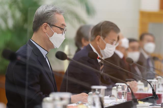 文대통령, 오늘 불교 지도자와 간담회…국정운영 조언 듣는다
