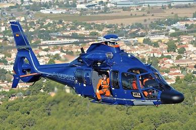 Airbus EC155B1 helicopter line to be relocated to S. Korea in 2021