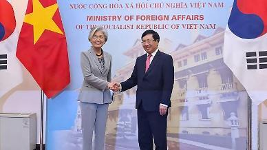 韓-베트남, 입국절차 간소화 집중 논의…합의 수준에 도달