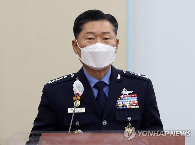원인철 합참의장 후보자 인사청문회 검증 통과... 내주 초 이취임식