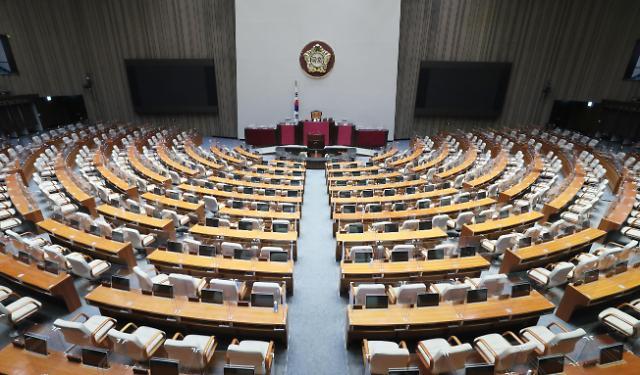 国会将于22日召开全体会议审议补充预算案