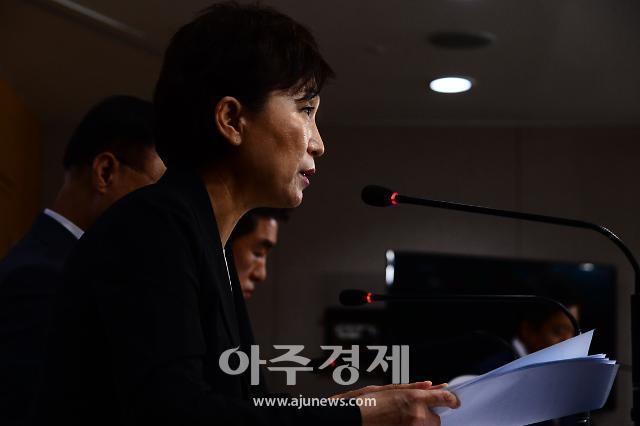 김현미 장관 실거래가 통계 처음 봐…시장 안정화 착시 이유 있었나