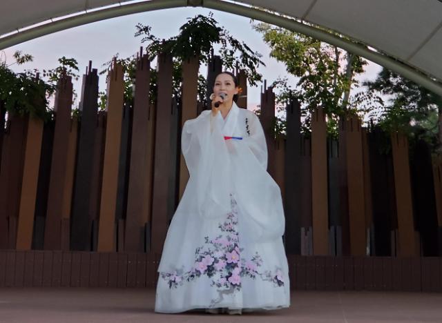 코로나로 지친 경북도청신도시 주민을 위한 치유음악회… '경북예총'