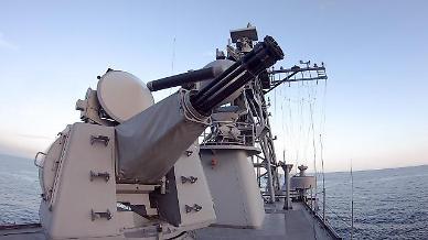 LIG넥스원, 근접방어무기체계 골키퍼 수락시험 마무리…기반기술 확보