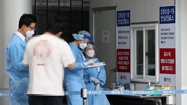 [코로나19] 신규 확진자 61명·지역 발생 51명…사흘 연속 두 자릿수(상보)