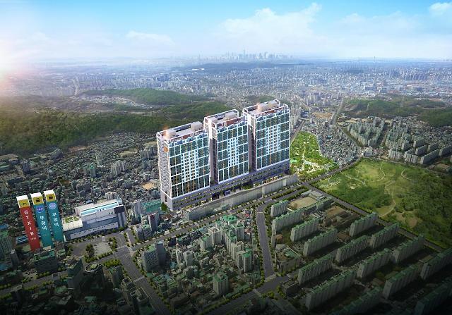 수익성 가장 높은 역세권 소형 오피스텔 'e편한세상 시티 부평역' 분양
