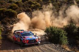 現代自動車ワールドラリーチーム、WRC 2連続のダブルポディウム…総合優勝を狙う