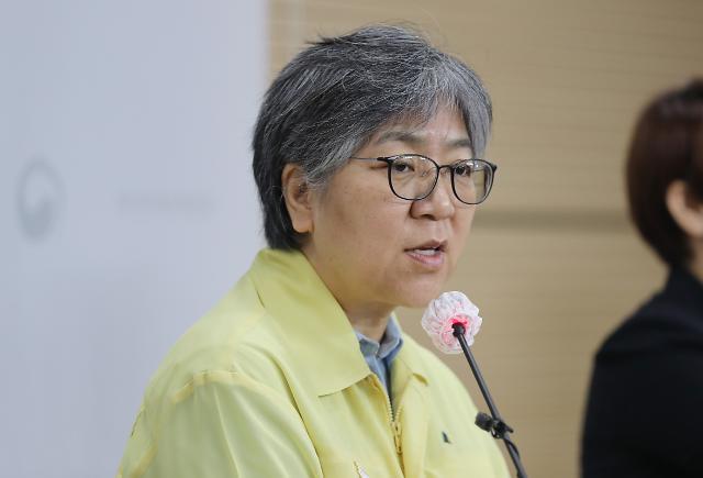"""정은경 """"독감백신 유통상 문제…이미 접종한 12만명 어린이용 이상없어"""""""