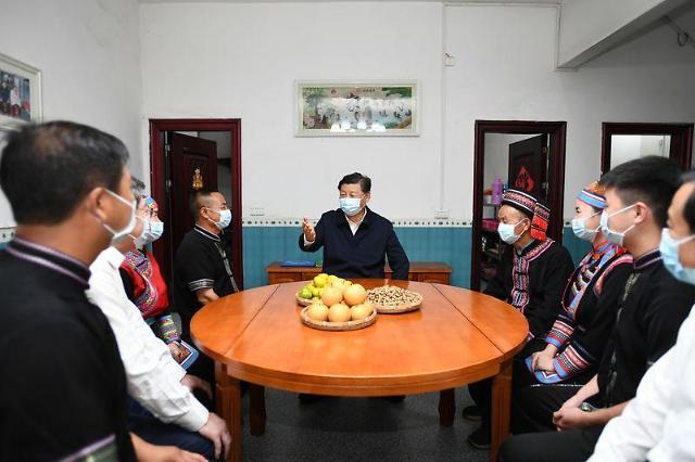 中시진핑 빈곤퇴치 목표 달성 이면의 그림자