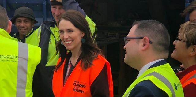 뉴질랜드 집권 노동당 총선 지지율 48%...제1야당 크게 앞서