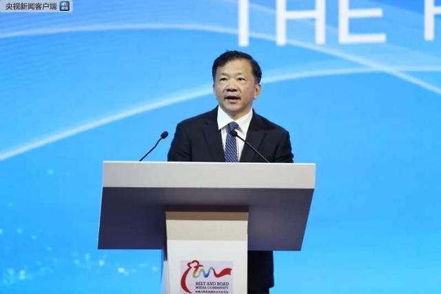 中CMG 사장, 글로벌 방역협력에 대한 언론 역할 강화 촉구