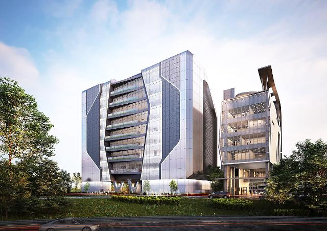 YG娱乐新办公楼竣工 规模为旧楼十倍