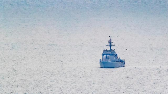 韩失踪公务员弃韩投朝途中遭射杀火化