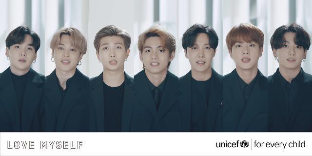 """방탄소년단이 전하는 희망 메시지 """"다시 새로운 세상을 살아가자!"""""""