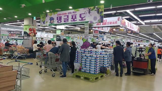 새콤달콤한 향이 끝내주는 '상주포도' 한가위 선물로 최고!