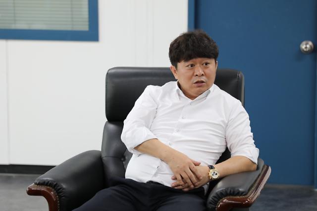 """""""美食架起中韩交流桥梁""""——专访佳仁集团会长李龙燮"""