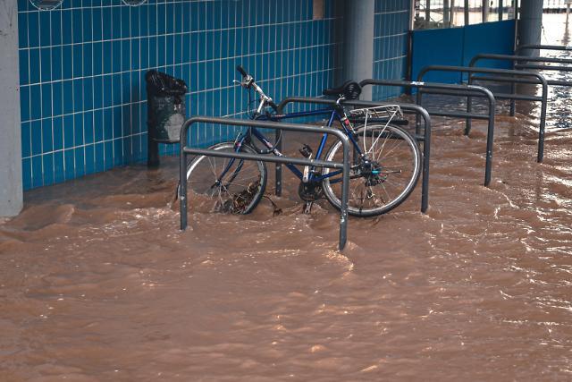 [NNA] 中, 대규모 홍수 평년의 1.6배 발생