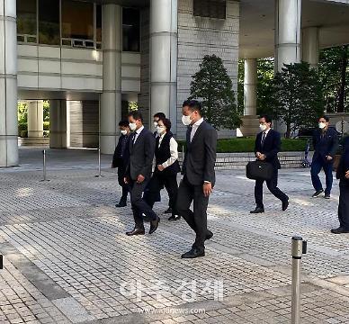 직원 폭행 이명희 상습성 없다 항변...검찰, 피해자 증인신문 요구