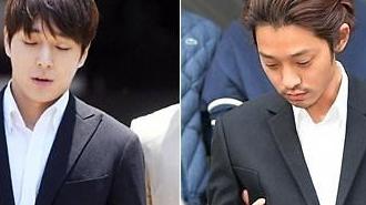 Scandal tấn công tình dục tập thể…Tòa đưa ra phán quyết cuối cùng cho Jung Joon Young-Choi Jong Hoon