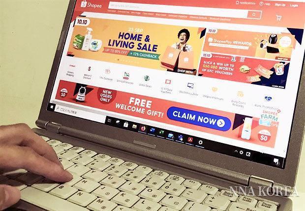 [NNA] 아세안 6개국, 온라인 소비 60% 증가