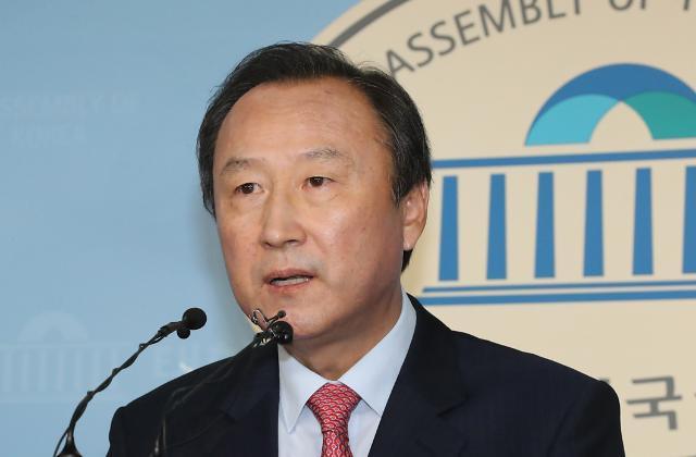 불법 정치자금 의혹  홍일표 전 의원 오늘 2심 선고