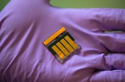 .S. Korean researchers develop new hole-transporting material for perovskite solar cells.