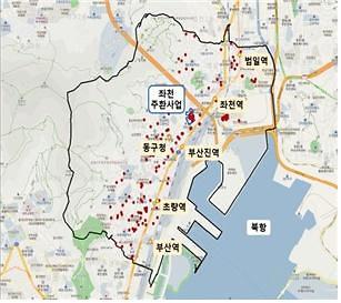 부산 쪽방촌 주거재생 본격화…서울 영등포·대전 이어 세번째