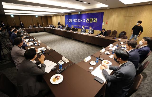 """삼성전자 등 30대 기업 """"하반기 신규채용 늘리겠다"""""""