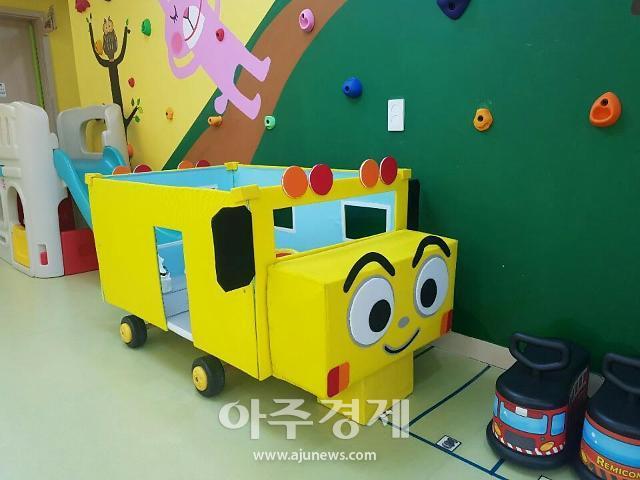 경복대, 영유아용 통학차량 안전교구 실용신안 등록…국내 최초 창의적 제품 평가