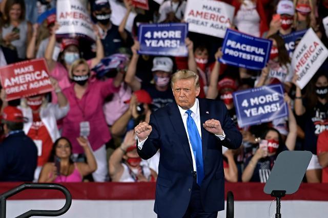 투표로 끌어내자 vs 4년 더...극과 극 민심 확인한 트럼프