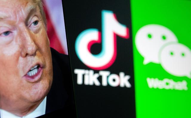 """미 법무부 법원에 위챗 사용금지 허용 요청…앞서 법원은 """"중국게 유일한 의사소통 수단으로 표현 사용금지 안 돼"""""""