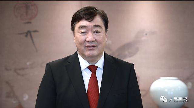 싱하이밍 대사, 中 주도 새 데이터안보 구상에 韓 참여 요청