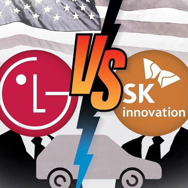 LG화학 vs SK이노, 美 ICT 조사국 의견서 놓고 또 '장외공방'(종합)
