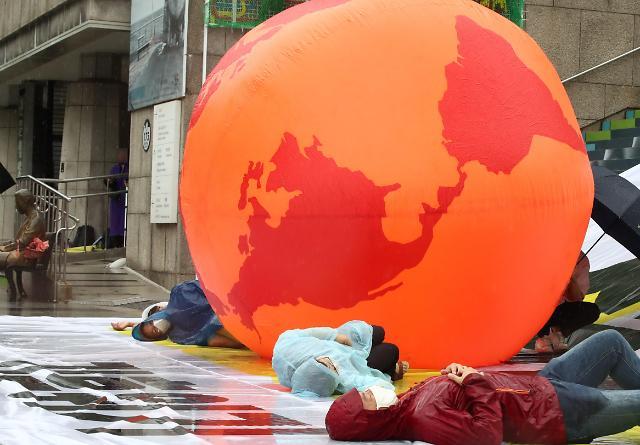 [기후위기 비상상황, 행동이 우선] ① 기후위기 비상선언 선포한 국회, 여전히 갈 길은 멀다