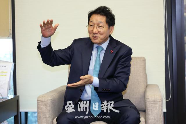 首尔艺术殿堂社长柳寅泽:推动韩中两国间的文化艺术外交
