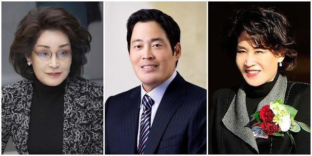 이명희 신세계그룹 회장, 정용진·유경에 주식 8.22% 증여