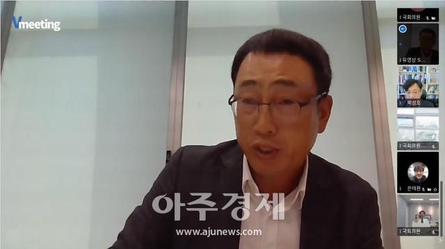 """유영상 SK텔레콤 사업대표 """"K-플랫폼 육성에 국내 ICT 기업 합작해야"""""""